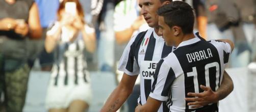 Juventus, con il dubbio Mandzukic, ecco la probabile formazione per la gara contro la Lazio
