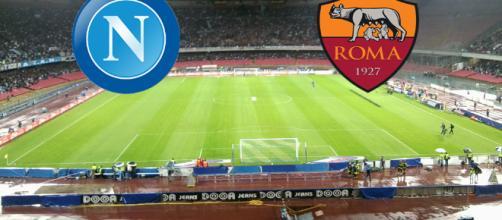 LIVE!) NAPOLI-ROMA, le formazioni ufficiali: gioca Perotti con ... - giallorossi.net