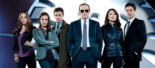 Marvel, gran serie Agentes de Shield.