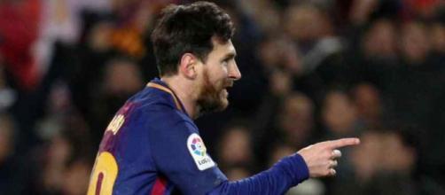 Messi está temendo final da temporada