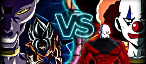 Mi edit de Goku vs jJiren | DRAGON BALL ESPAÑOL Amino - aminoapps.com