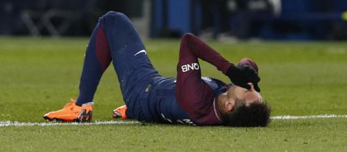 Neymar se mantiene lesionado..