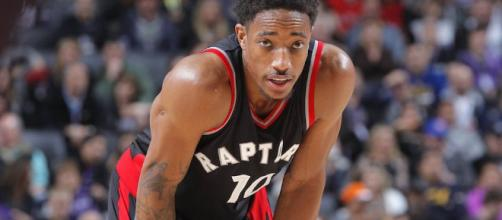 Raptors' DeMar DeRozan to hold basketball camp in Langley this ... - dailyhive.com