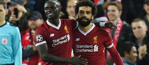 Salah y Mane macaron para arle la victoria a su equipo
