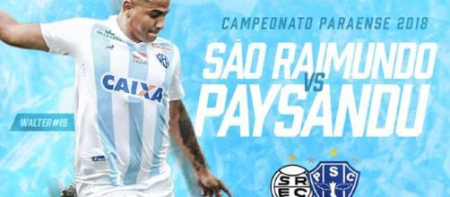 São Raimundo x Paysandu ao vivo