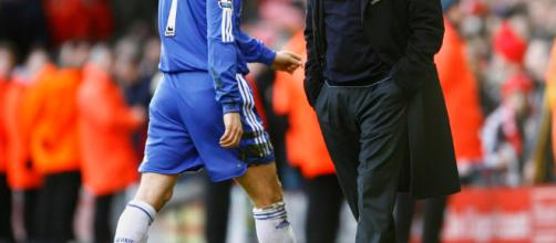 Shevchenko tuvo dificultades en el Chelsea, pero forjó un vínculo con el club y sus fanáticos