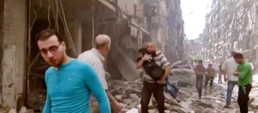 Siria continúa ardiendo, 600 civiles perdieron la vida en los últimos días - theguardian.com