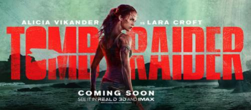 Une première bande annonce pour le reboot ciné de Tomb Raider ... - fanactu.com
