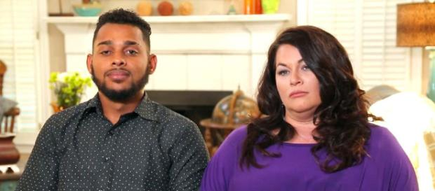 90 Day Fiance SPOILER! Molly and Luis from screenshot
