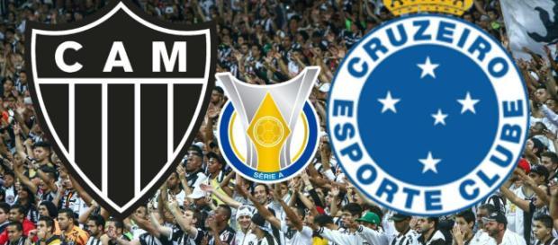 Atlético-MG x Cruzeiro ao vivo neste domingo