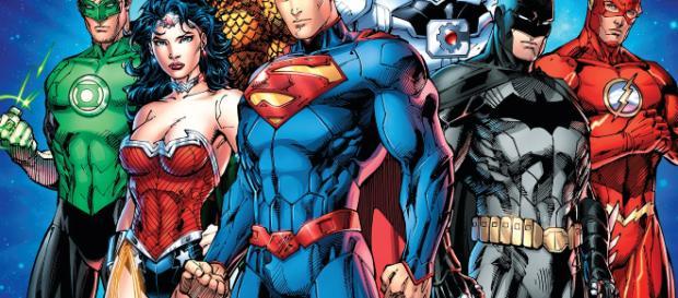 Comics DC, grandes películas con increíbles historias.
