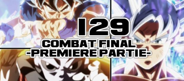 DBS 129 : Combat final, partie 1, Gokû Ultra Instinct Maîtrisé contre Jiren !