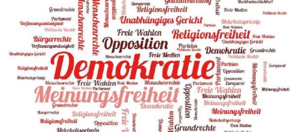 Demokratie - Querzeit - querzeit.org