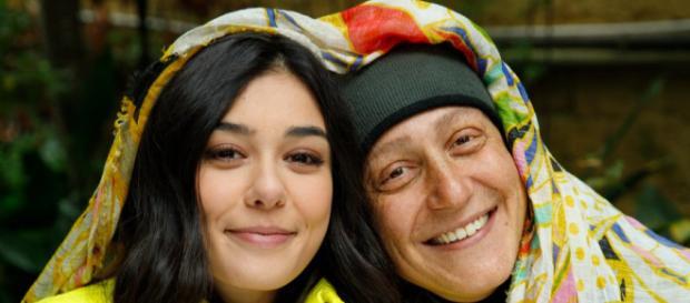 Diego e Rossella insieme, un posto al sole
