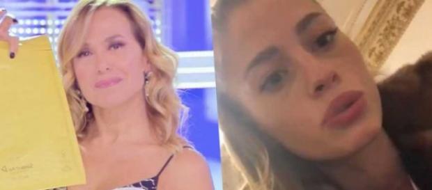 Gossip: Barbara D'Urso 'censura' Chiara Nasti? Il duro sfogo sui social.