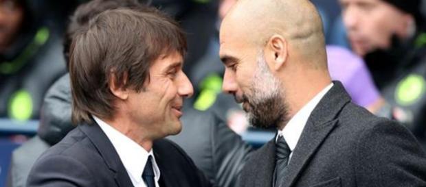 Guardiola sale en defensa del técnico Conte