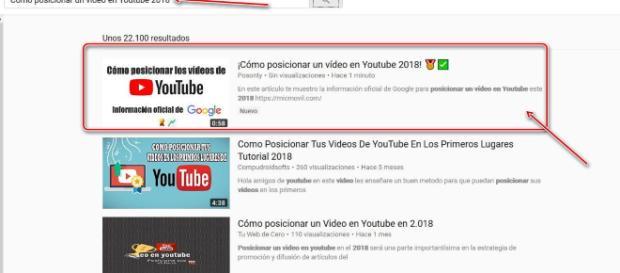 ¡Guía oficial de Youtube para que puedas posicionar tus ... - micmovil.com