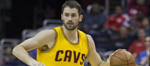 Huge injury update for the Cavs' Kevin Love [Image by Keith Allison / Flickr]