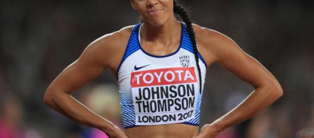 London 2017: Katarina Johnson-Thompson misses out on a medal as ... - thesun.co.uk
