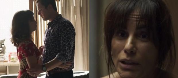 Mãe incentiva Clara a voltar com violentador e arma plano terrível