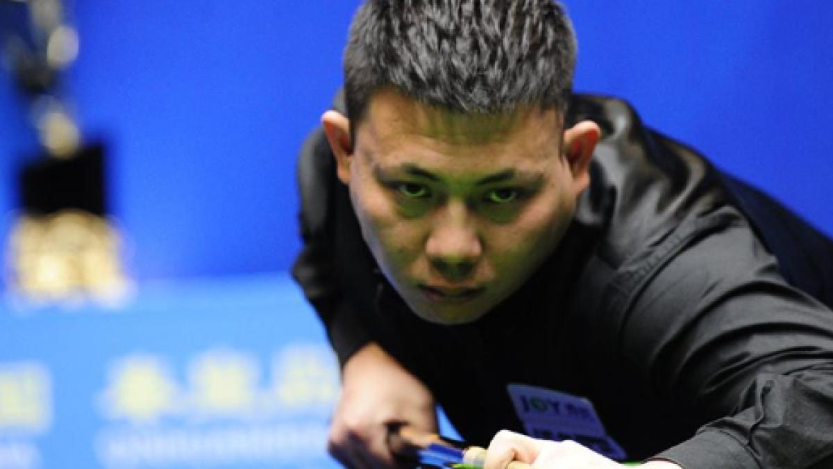 Snooker: Zheng Yubo Masters World Chinese 8 Ball