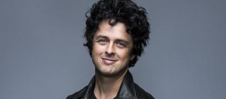 Billie Joe Armstrong leader Green Day