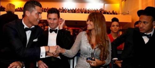 Neymar poderia se juntar a lista de vencedores, junto com Neymar