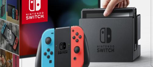 Nintendo Switch 32GB Consola hibrida