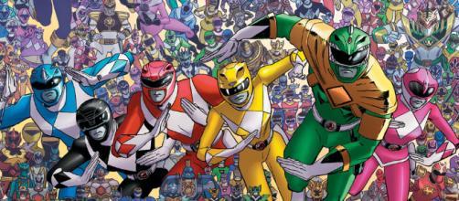 Power Rangers: Mighty Morphin capítulo 25 está mostrando más determinación y un mejoramiento a la historia