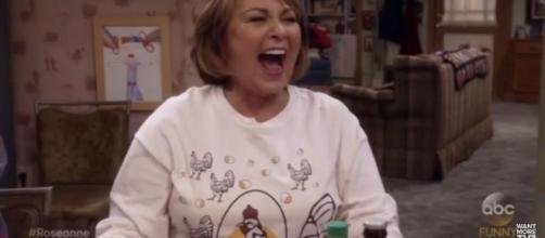Roseanne Conner is back and so are the controversies [Image Credit: TVGuide/YouTube]
