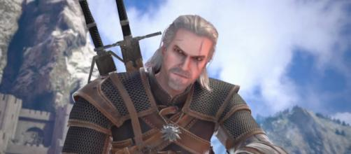 'SOULCALIBUR VI' - Geralt of Rivia Reveal Trailer | PS4, X1, PC. - [Image Credit: Bandai Namco Entertainment North America / YouTube screencap]