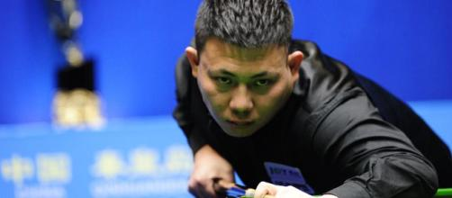 This year China's Zheng Yubo has claimed the title, scooping the double. image- thecueview.com