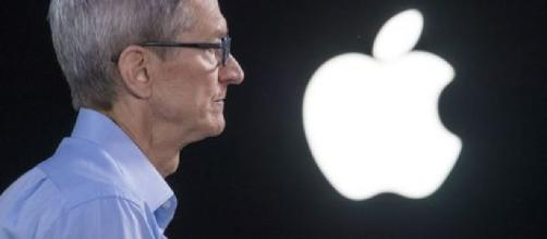 Tim Cook director ejcutivo de Apple