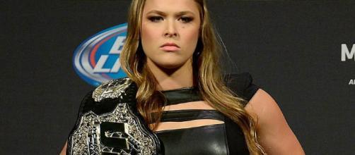 WWE ya tendría un acuerdo con Ronda Rousey - latercera.com