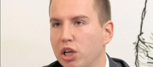 Adam Andruszkiewicz nie życzy sobie powrotu Donalda Tuska do Polski.