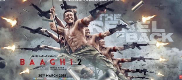 'Baaghi 2' released on March 30, 2018 (Image via Zoom Tv)
