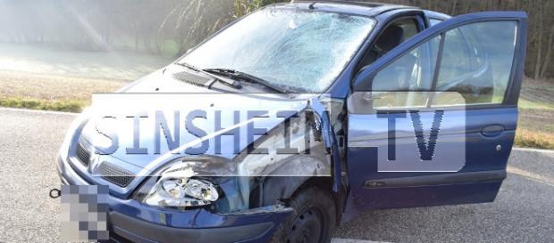 Der Fußgänger starb bei dem Unfall. Foto: SinsheimTV/Buchner