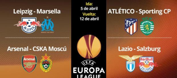 Europa League: Atlético de Madrid-Sporting Lisboa se enfrentan en ... - com.bo