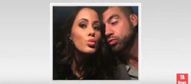 MTV reality star Jenelle Evans and her husband, David Eason. (Image from TA News / YouTube).