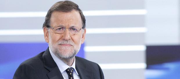 Rajoy en imagen de archivo en TVE
