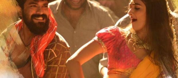Rangasthalam movie released (Image Credit: TV9/Youtube screencap)