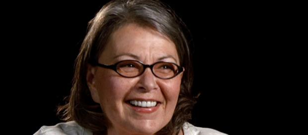 Roseanne Barr, the star and producer of the show 'Roseanne.' -- photo via Wikimedia Commons.