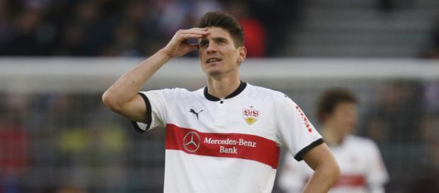 VfB Stuttgart sorgt sich um Topstürmer Mario Gomez - Ausfall gegen ... - kicker.de