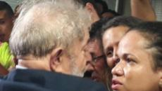Lula se niega a entregarse a la Policía y dice que permanecerá en São Paulo