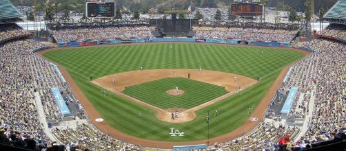 Dodger Stadium. [Image Credit: Jake N./Wikimedia Commons]