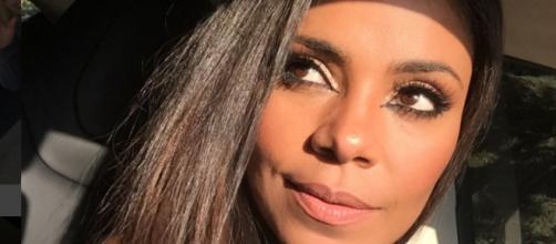 Is Sanaa Lathan the woman who bit Beyonce? [Image via Sanaa Lathan/Instagram]