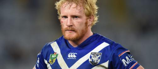 James Graham has been a fantastic servant in the NRL. Image Source - com.au