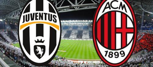 Juventus-Milan, match in programma oggi