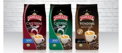 Saimaza, marca de café español