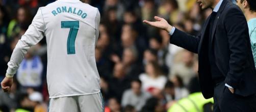 Zidane explique en quoi Ronaldo est au-dessus de Neymar - bfmtv.com